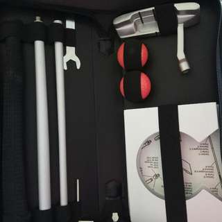 Lexon Aluminium Golf set