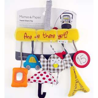 Activity Travel Charm Toy