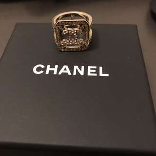 Chanel 2017 collection Diamond Ring