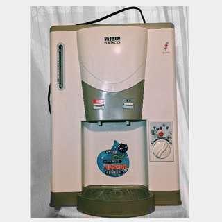 新格牌SYNCO-冷熱兩用飲水機