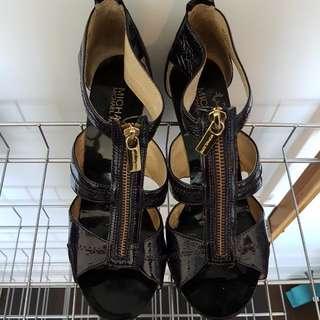 Michael Kors Zipper Heels