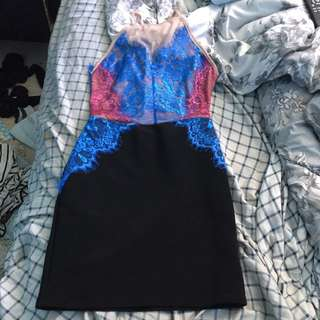 BNWT Sz: S TopShop Dress