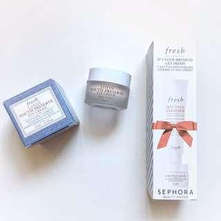 Fresh Lotus Youth Preserve Eye Cream (15ml)
