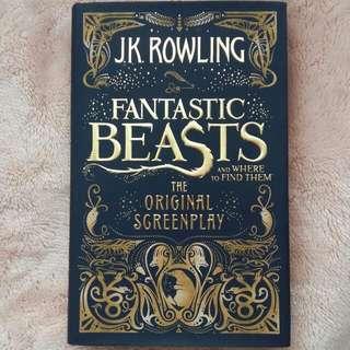 Free Ongkir J.K. Rowling: Fantastic Beasts
