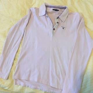 Gant Baby Pink Long Sleeve