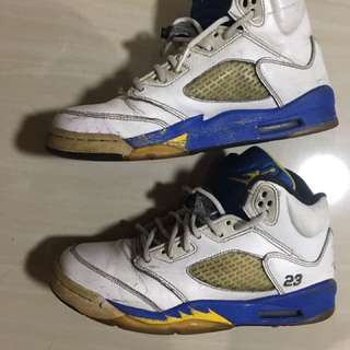 Calssic Kids Jordan 5 Shoes