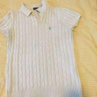 Ralph Lauren Polo Knitted Top
