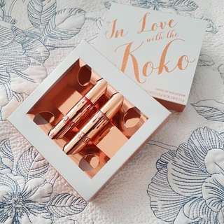 IN LOVE WITH THE KOKO