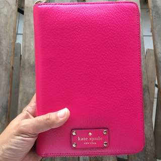Kate Spade Personal Planner In Sweetheart Pink