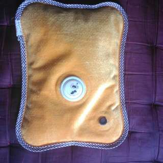 Hot Compress - Rechargeable Water Bag