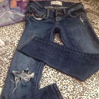 abercrombie pants and gymboree