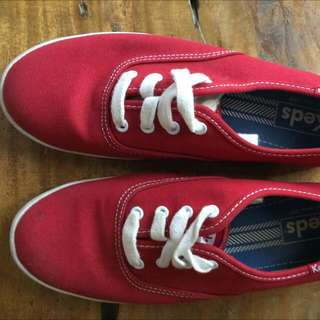 Keds authentic Red