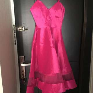Fanta Pink Gown
