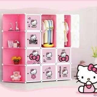 Hello Kitty Cabinet (On Hand)