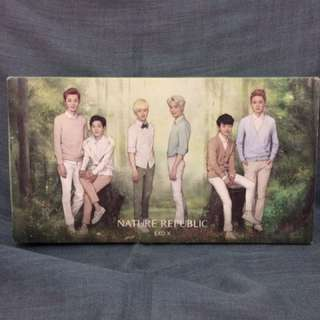 Box Nature Republic Exo Character
