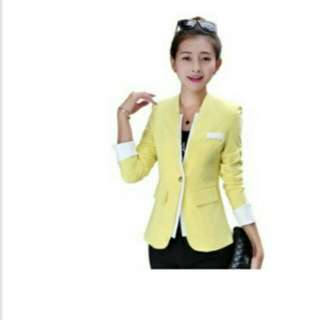 Polyester Suit Coat