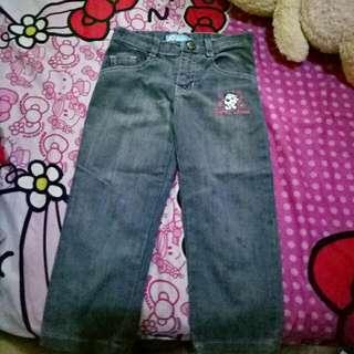 Celana Jeans Original Cubitus