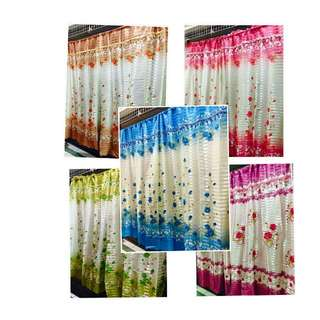 Satin Curtain