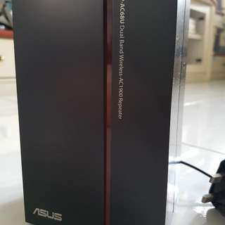 ASUS RP-AC68U Dual Band Wireless AC1900 Repeater