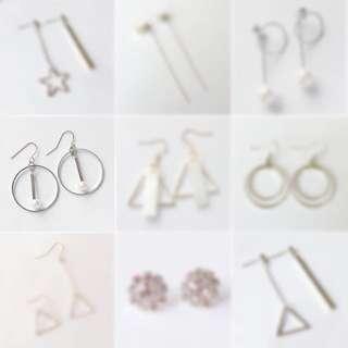 Goldy Earrings
