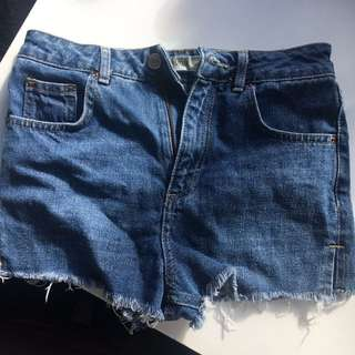 Topshop Mom Shorts