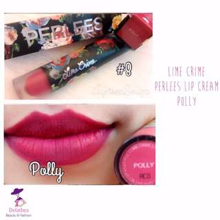 Limecrime Perlees Polly