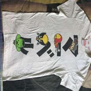 Folded & Hung Marvel T-shirt