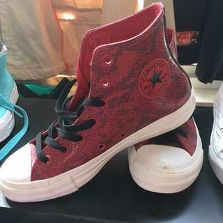 Brand new Limited Edition Converse