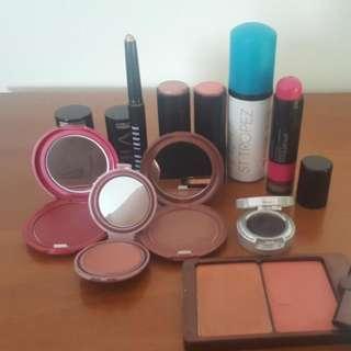 Hourglass, Stila, Smashbox, Bobbi Brown, Urban Decay, ST Tropez & Models Prefer Makeup Cosmetics
