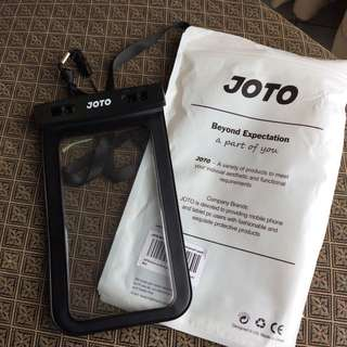 **CLEARANCE** JOTO Waterproof Phone Pouch