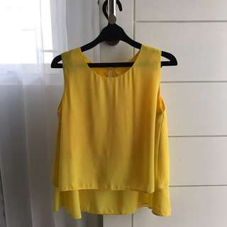 Yelow Layer Top