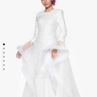Rizalman Hyacinth Bridal wear - FOR RENT