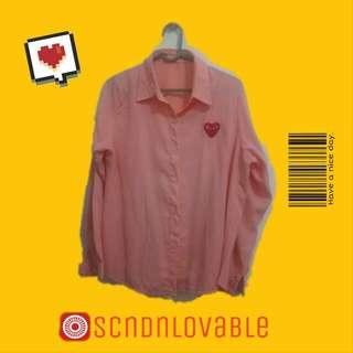Cdg Comme Des Garcons Kemeja Premium Quality