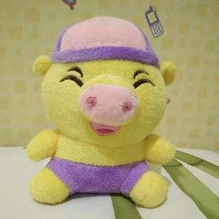 Boneka Babi Kuning