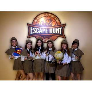 *** FULL TIME GAME MASTER @ ORCHARD ESCAPE GAME SHOP ***