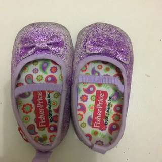 Fisher Price FP Baby Girl Shoes 6-12 Months Sandals