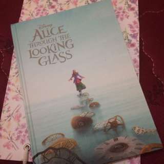 Alice Book Dairy Limited Edition