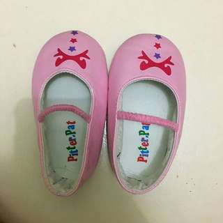 Pitter Pat Baby Girl Sandals Shoes Size 20