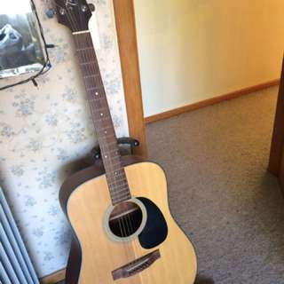 Takamine D Series Acoustic Guitar