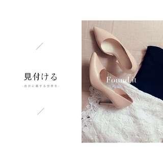 NET 花瓣蕾絲A字裙
