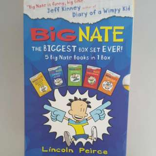 Big Nate Origional Book Series (CHEAPEST)