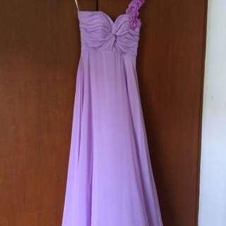 Formal Gown (maid of honor)