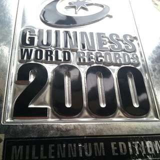 Guinness World Records Millenium Edition