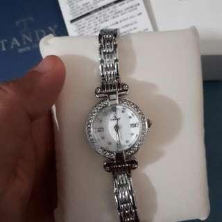 Reprice!!! Tandy Women Wrist Watch Original T-4511