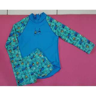 Speedo Rashguard for your Little Boy
