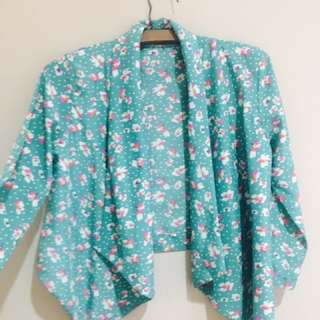 Tosca Printed Outer