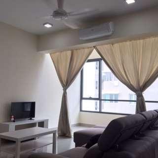 3 Rooms Duplex At Seri Kembangan