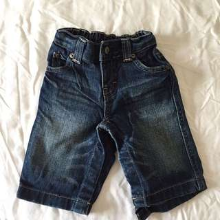 3mo Baby Gap Blue Jeans