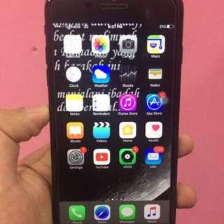 Iphone 7 Plus 128GB Jack Black