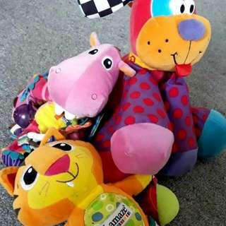 Lamaze bulk hanging toys